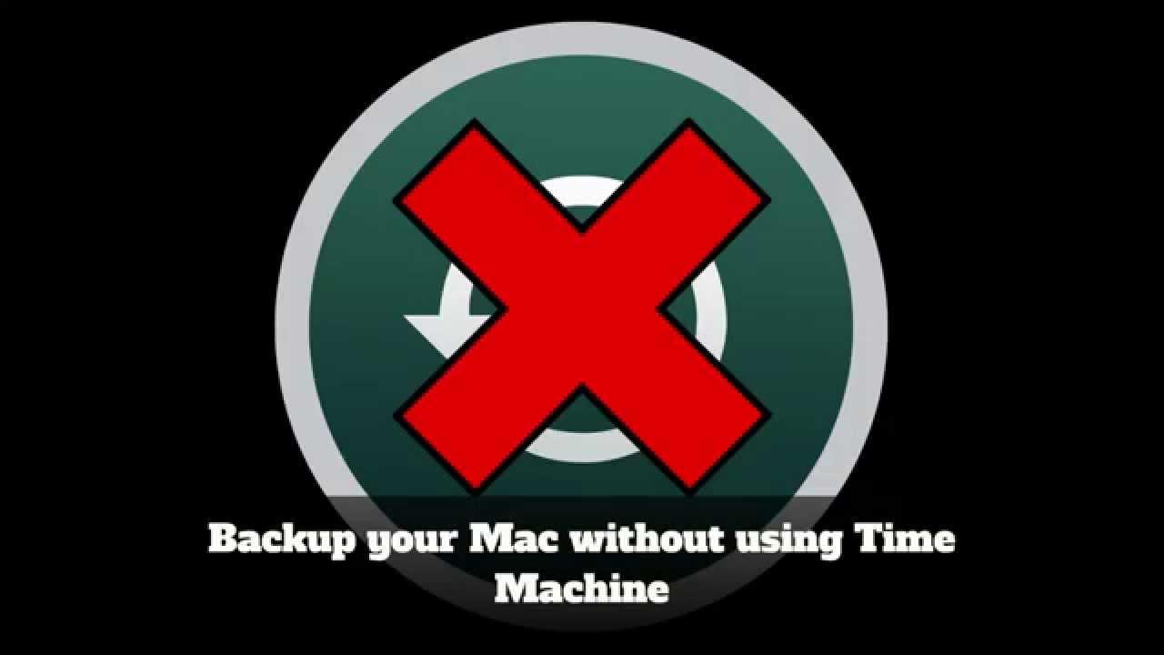 using time machine mac