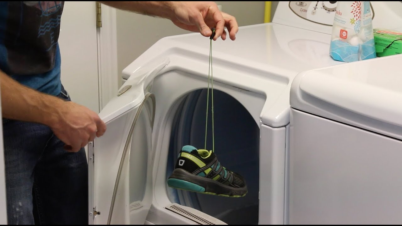 How To Properly Dry Your Shoes In The Dryer Howdoeshe