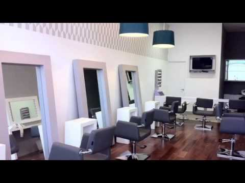 Muebles para Estetica G&J - YouTube