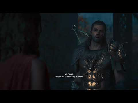 Assassin's Creed Odyssey (Ultimate Edition) 100% Walkthrough Part 270 / A Gathering Storm |