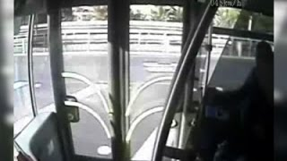 Raw: 11 Hurt in Turkey after Bus Driver Attacked