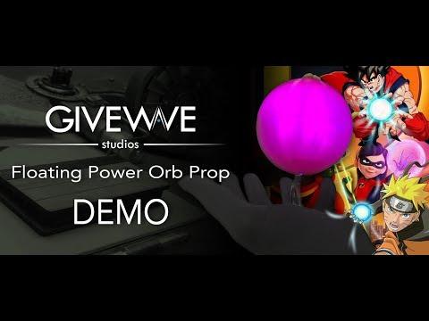 Floating Power Orb Prop ( DEMO )