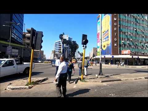 Harare, Zimbabwe (City Tour & History)