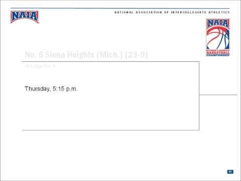 2013 State Farm-NAIA Division II Women