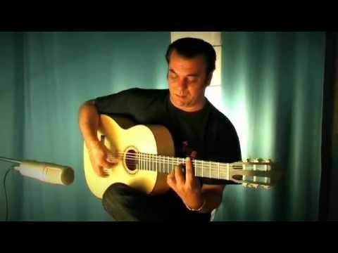 Ricardo de la Juana 'Soleares' Stephen Hill 2ª Flamenca Blanca