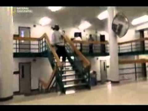 Особо строгий режим в тюрьме Супермакс