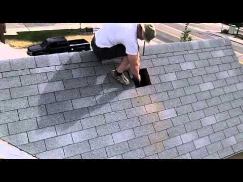 "How To Install a Roof ""Turtle"" Vent"