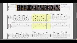 [Guitar TAB] Cầu Vồng Khuyết