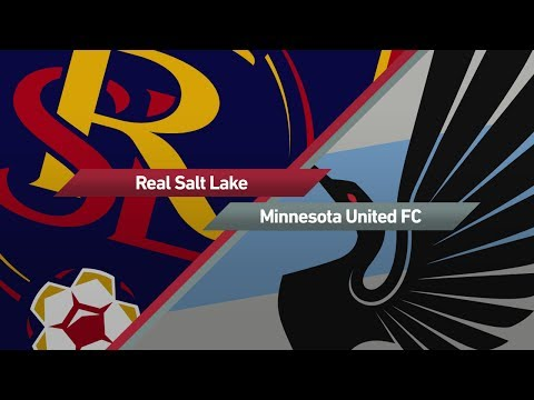 Highlights: Real Salt Lake vs. Minnesota United | June 17, 2017
