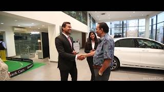 Mercedes-Benz Benchmark Cars - A Special Cricket Delivery - Hardik Pandya