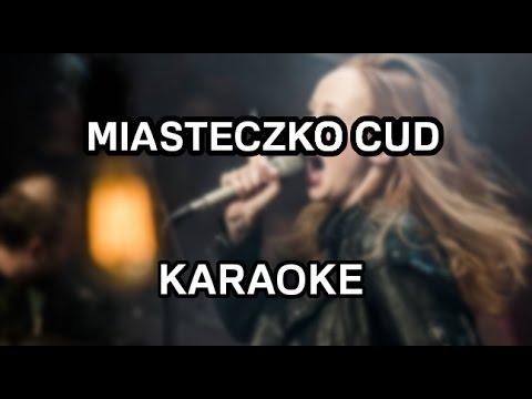 Agnieszka Osiecka - Miasteczko cud [karaoke/instrumental] - Polinstrumentalista