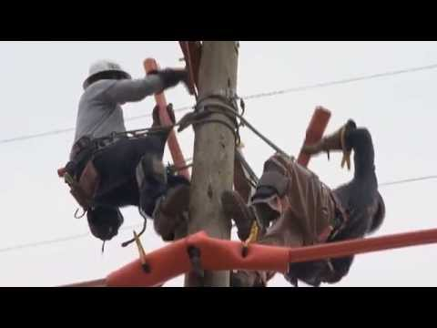 Duke Energy Line Technicians Compete in 2014 International Lineman's Rodeo