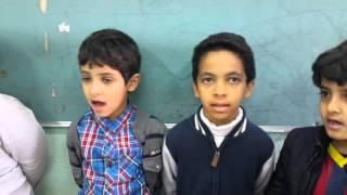 مسابقة في مادة الرياضيات للصف الثاني بمدارس الرواد بريدة تحت إشراف أ / توفيق