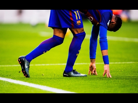 Neymar Jr - The Most Entertaining Football Player 2016/17 |HD