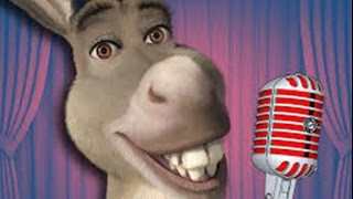 DONKEY Murphy Voiceover actor for hire, Commercials, Greetings, Ring tone Etc