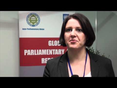 Ms. Marija Lugaric, ex MP Croatia 3