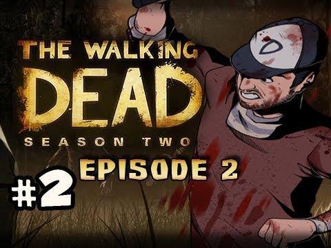 Download INTRUDER - The Walking Dead Season 2 Episode 2 A HOUSE DIVIDED Walkthrough Ep.2