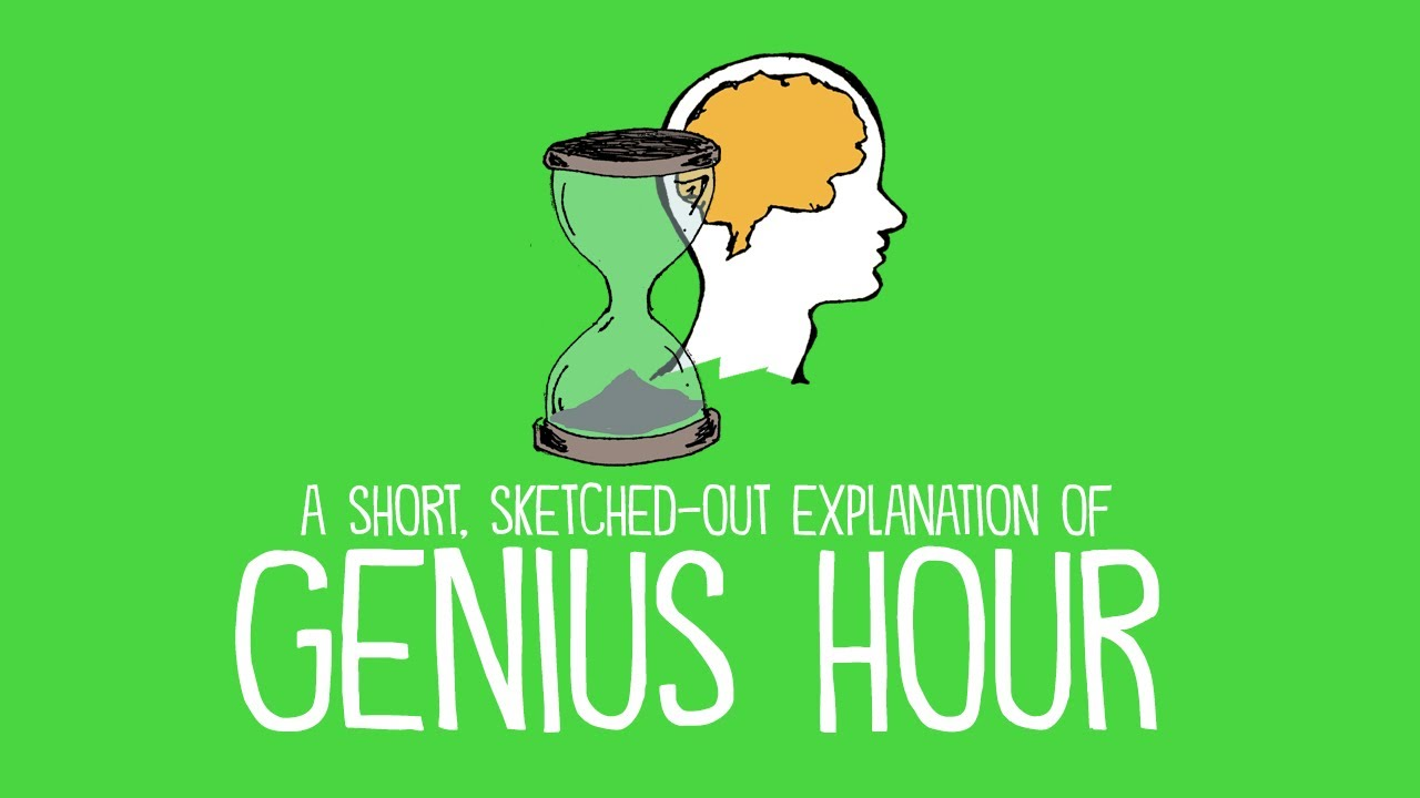 what is genius hour  an overview of genius hour and 20