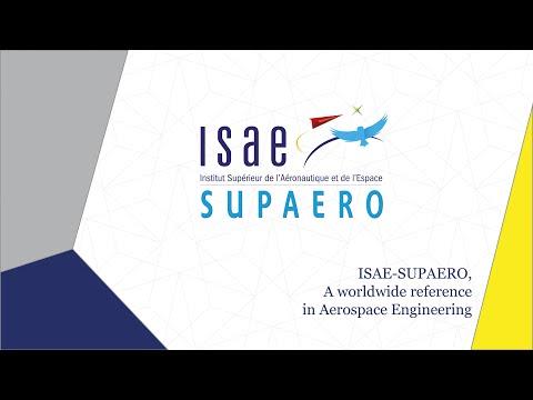 Presentation of ISAE-SUPAERO