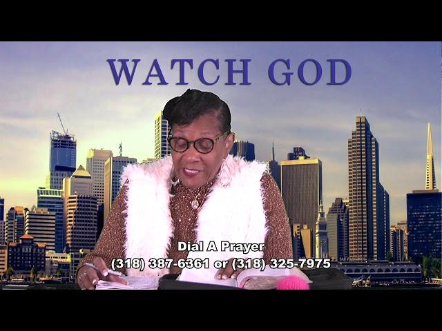 WATCH GOD 12 6