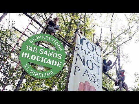Blockadia Rising: Voices of the Tar Sands Blockade