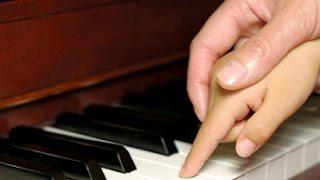 Открытый урок по классу фортепиано
