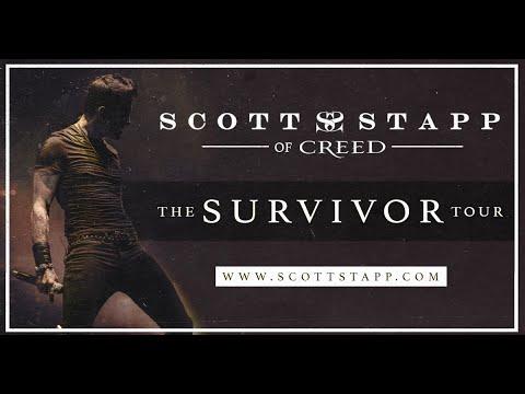 Scott Stapp The Survivor Tour