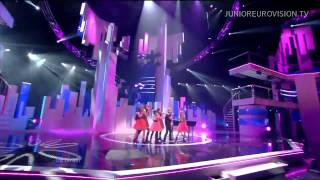 Kids.il - Let The Music Win - Live - Junior Eurovision Song Contest 2012