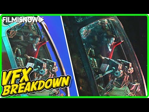 AVENGERS: ENDGAME | VFX Breakdown by Cinesite (2019)