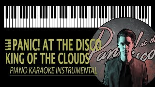 Panic! At The Disco - King Of The Clouds KARAOKE (Piano Instrumental)