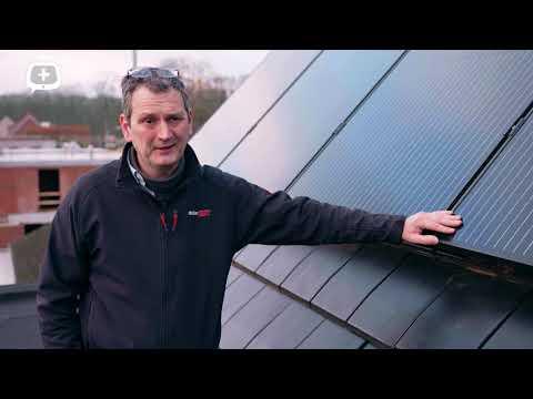 Ecofusion - paneelmontage - RTV