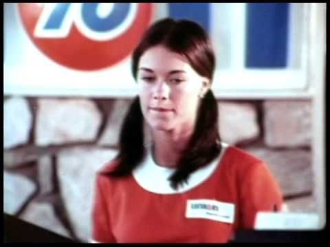 Union oil sparkle girl joanna cameron youtube for Joanna gaines firestone commercial