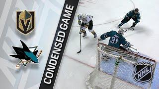 03/22/18 Condensed Game: Golden Knights @ Sharks