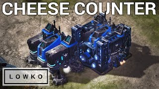 StarCraft 2: CHEESER BECOMES THE CHEESETH!