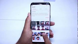 SAMSUNG Galaxy S8 Plus(Midnight Black, 64 GB) (4 GB RAM) Unboxing in hindi