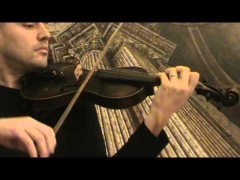 Rare antique Guseto violin # 519