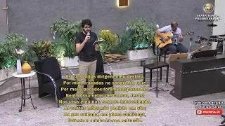 Salmo 27 - Espera pelo Senhor - Pr. Antônio Dias 14-06-2020
