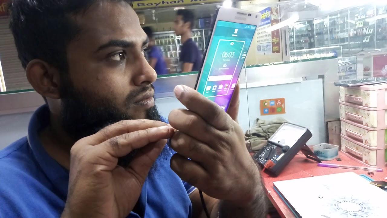 Samsung A5 back baton lojik problem solution - All Mobile