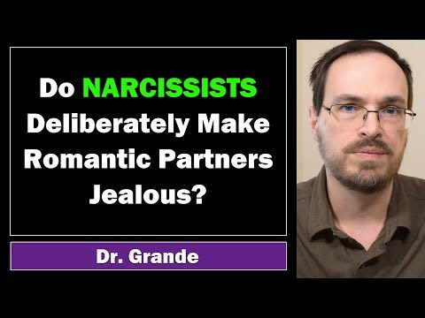 Do Narcissists Deliberately Make Romantic Partners Jealous? | Narcissistic  Jealousy-Induction