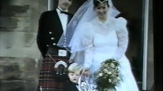 my own wedding day 1992