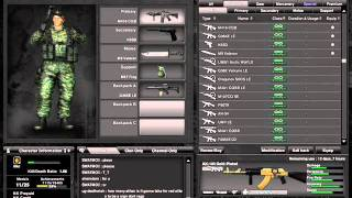 Free Combat Arms Account