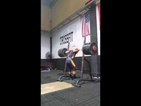 Sergio Álvarez Boulet 215kg