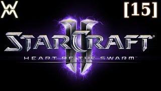 Прохождение Starcraft 2 Heart Of The Swarm 15   Призраки Пустоты