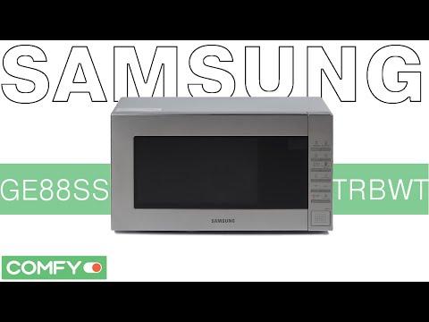 Микроволновая печь samsung не греет Ремонт - YouTube
