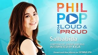 kyla salbabida official music video philpop 2014