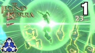 Let's Play Legend of Korra - Chapter 1: Pro Bending!