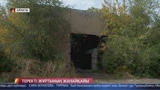 Тұңғышбай Жаманқұловтың ғимараты дау туғызды