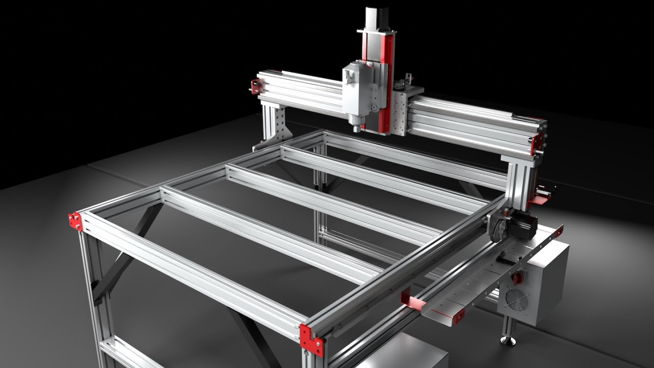 Leveling, Squaring, and Tramming Your CNC Machine | Avid CNC