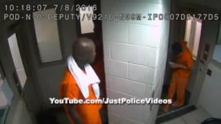Inmates Help Jailer Attacked By Inmate