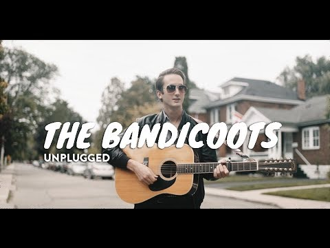 Unplugged: Justin Ross of The Bandicoots